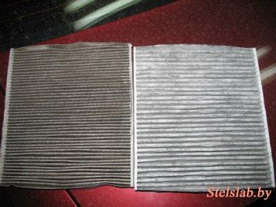 салонный фильтр форд фокус