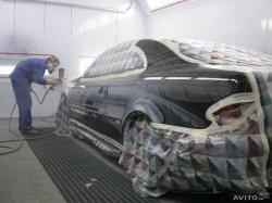 Кузовной ремонт в одинцово