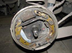 Замена тормозных колодок матиз