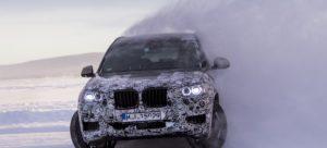 Новый BMW X3 после последних тестов