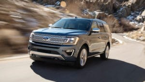 Ford Expedition семейный поход