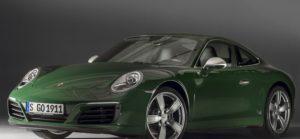 Porsche 911 – миллионный экземпляр