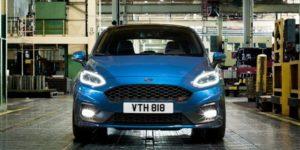 Новое поколение Ford Fiesta ST