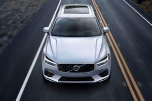 Новый Volvo XC60