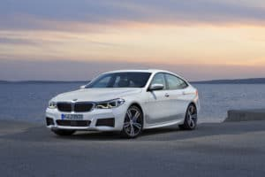 "BMW 6 серии Gran Turismo – преемник ""пятерки"" GT"