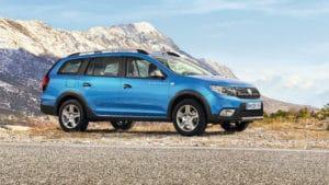 Dacia Logan MCV Stepway универсал
