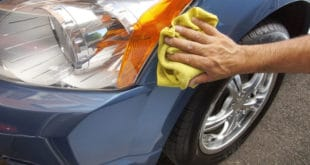 Сухая мойка автомобиля – чистка от грязи без единой капли воды