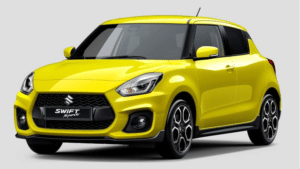 Suzuki Swift Sport – премьера во Франкфурте