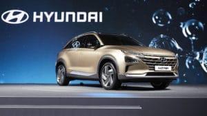 Еще один Hyundai на водороде