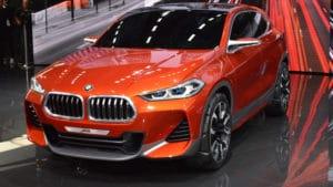 Концепт BMW X2 SUV