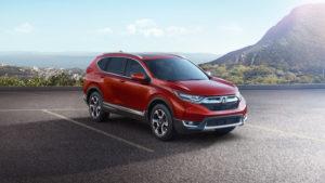 Новое поколение Honda CR-V