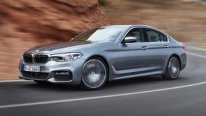 Новый BMW 5 серии