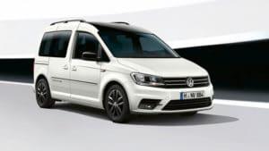 Привлекательный Volkswagen Caddy Edition 35