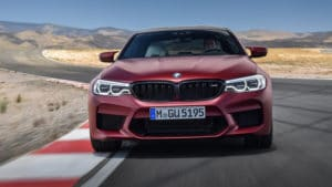 Шестое поколения BMW M5