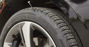 Bridgestone DriveGuard поедет после прокола