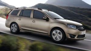 Dacia Logan MCV переезжает в Марокко
