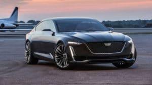 Escala Concept – новый стиль Cadillac
