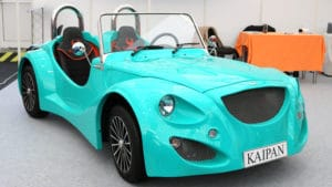 Kaipan Baby – новый чешский автомобиль