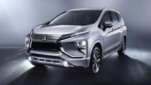 Mitsubishi Xpander – минивэн на азиатский рынок