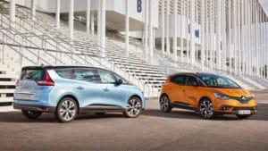 Новые Renault Scenic и Grand Scenic