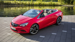 Opel Cascada Supreme - важны детали