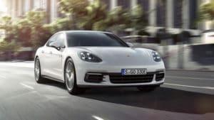 Panamera 4 E-Hybrid и 911 GT3 Cupe - новости Porsche