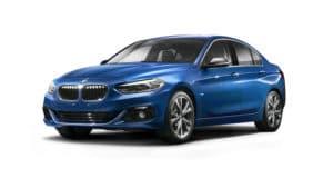BMW 1-й серии в версии седан