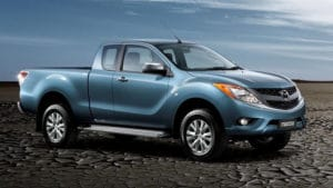 Isuzu изготовит новый пикап Mazda