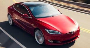Tesla Model S проехал 400 тысяч километров